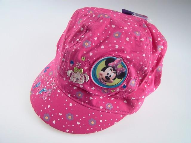 Sapca fetite Disney Minnie (Masura 5456)