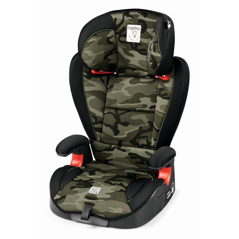 Scaun Auto Viaggio 2-3 Surefix Camouflage Green
