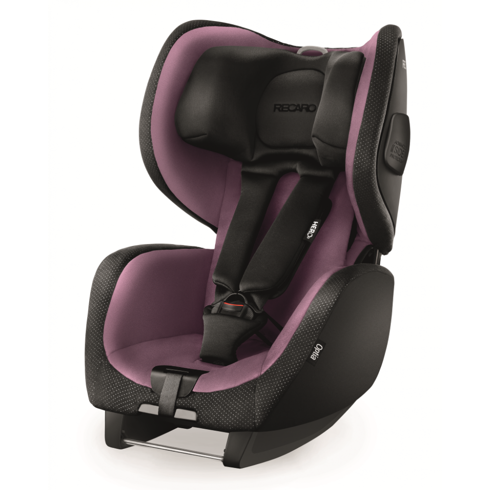 Scaun Auto pentru Copii fara Isofix Optia Violet