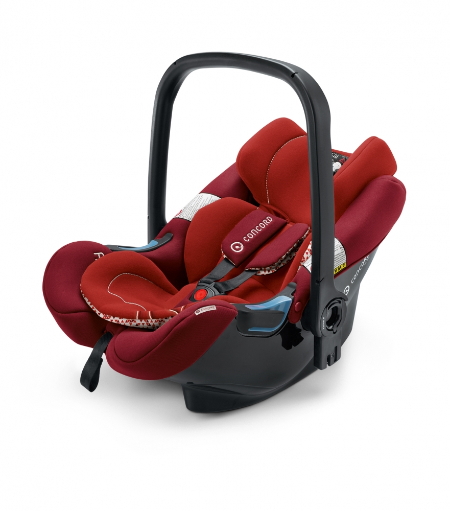 Scaun auto AIR SAFE cu baza isofix AIR FIX