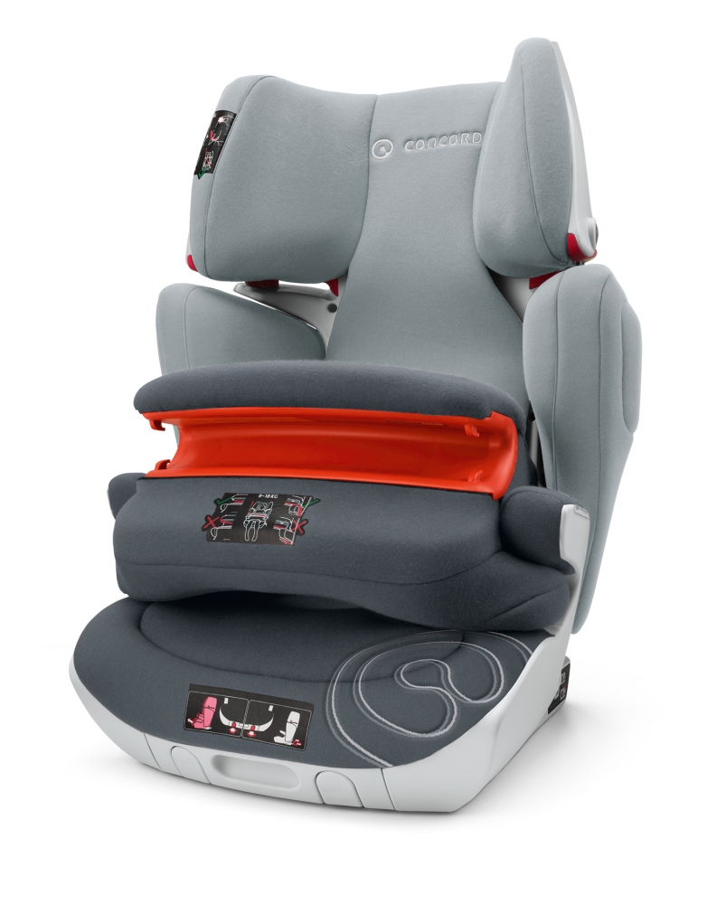 Scaun auto copii cu isofix Concord Transformer XT Pro