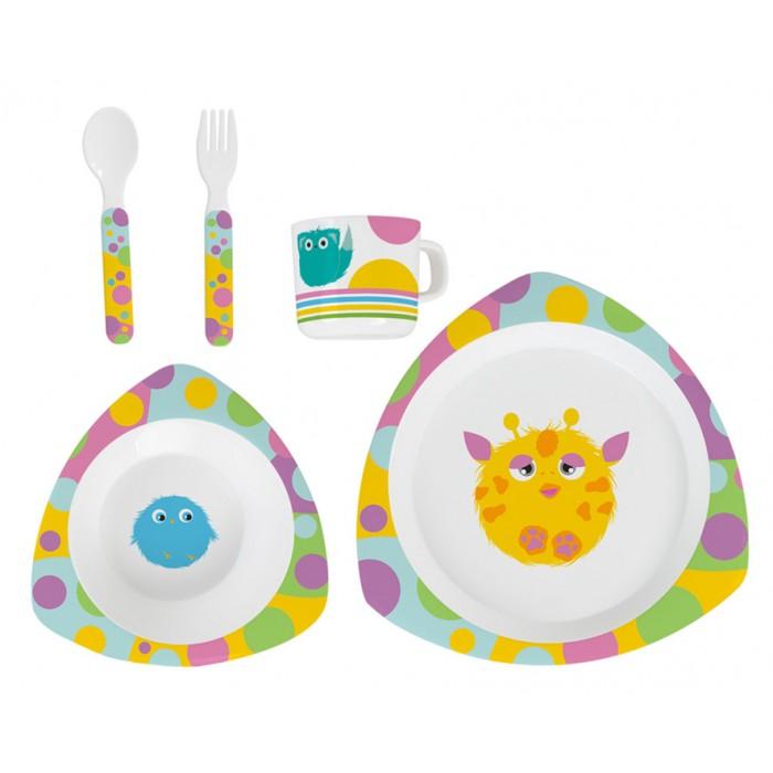 Set 5 accesorii de hranire KioKids