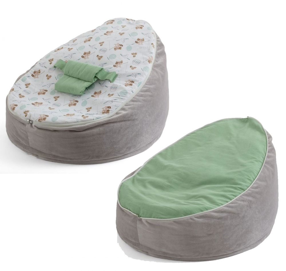 Sezlong Outdoor Adventure Bean Bag Tutti Bambini