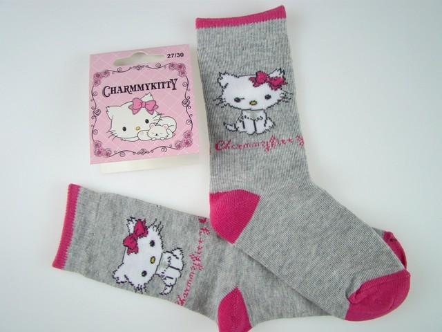 Sosete fetite Hello Kitty (Masura 2730)