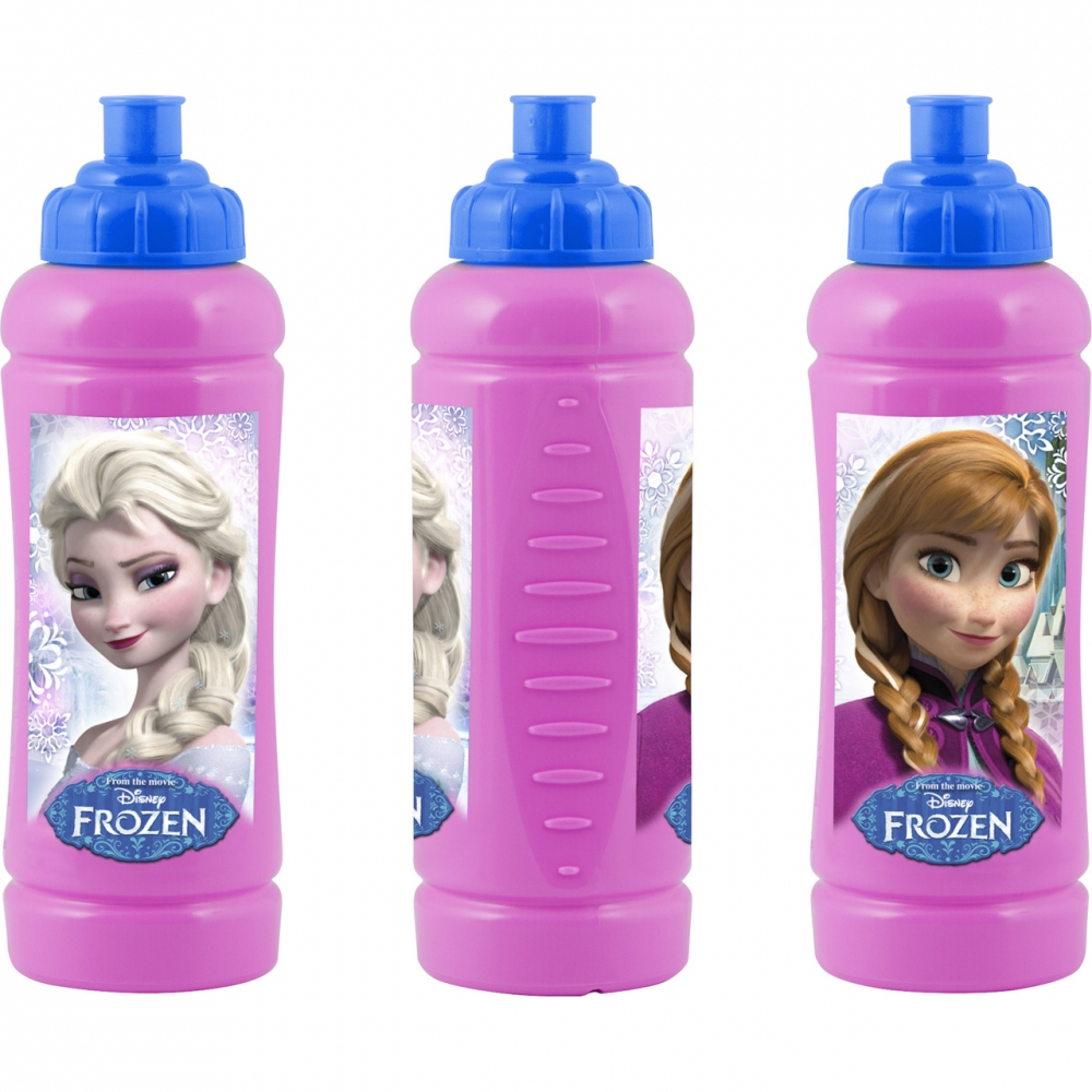 Sticla apa plastic Frozen Lulabi 8006500