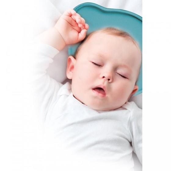 Suport special pentru cap bebelus BO Jungle sub forma de pernuta