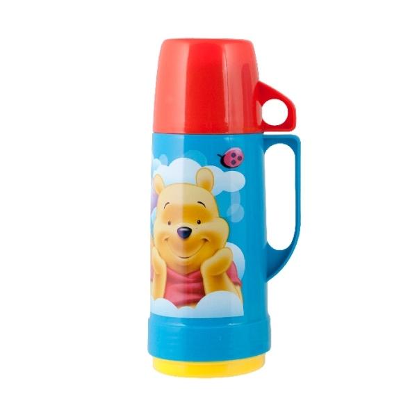 Termos lichide 0.25L Winnie the Pooh Albastru Lulabi 9914002WinnieA