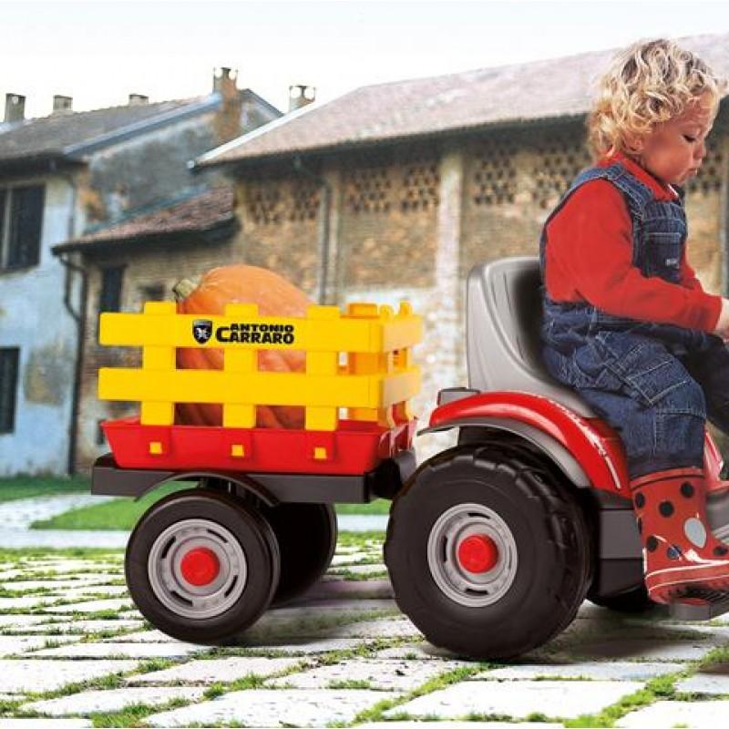 Tractor cu pedale Mini Tony Tigre Peg Perego - 3