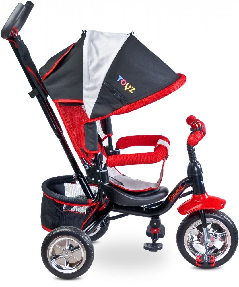 Tricicleta Pentru Copii Cu Scaun Reversibil Toyz Timmy Red