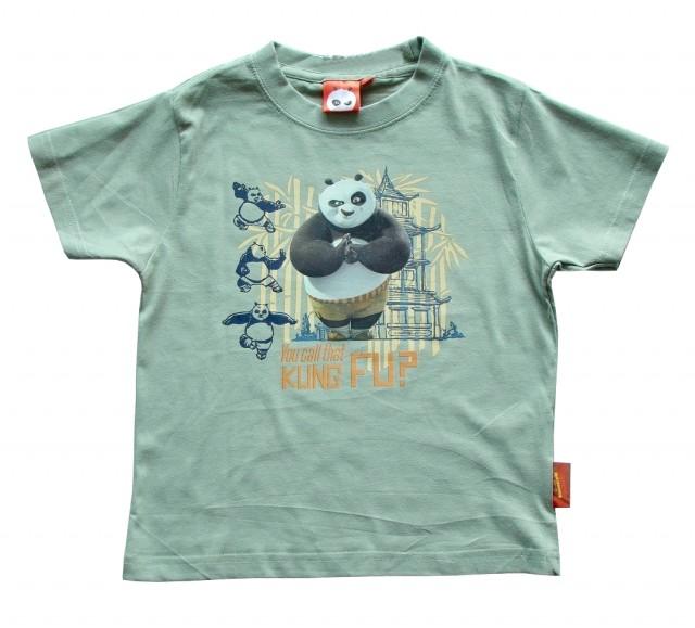 Tricou baieti Kung-fu Panda (Masura 104 (3-4 ani))