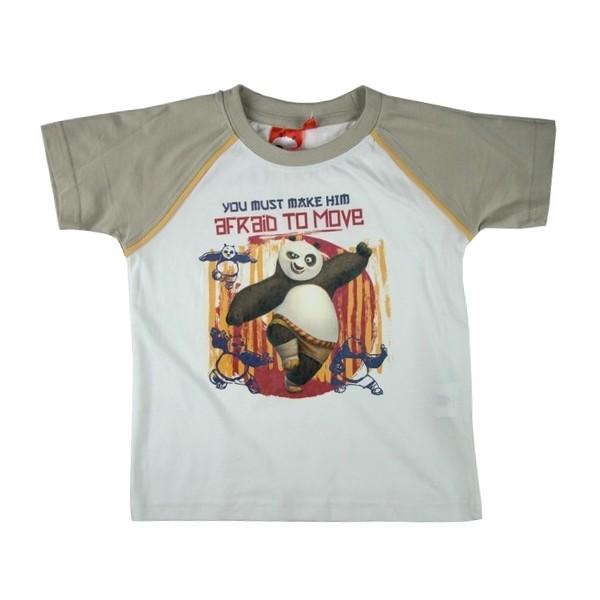 Tricou baieti Kung-fu Panda (Masura 110 (4-5 ani))