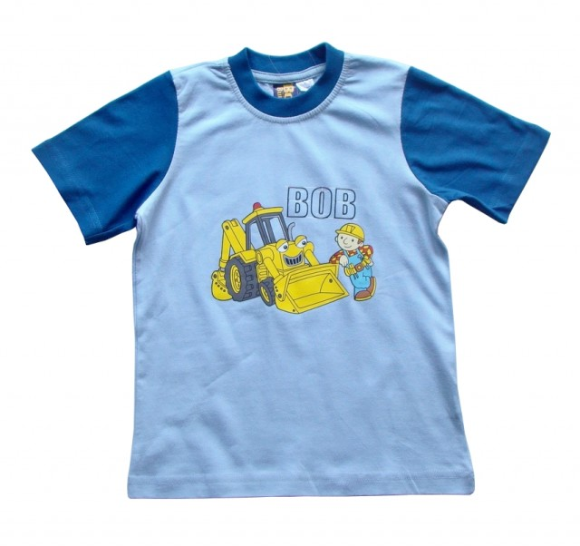 Tricou copii Bob Constructorul (Masura 104 (3-4 ani))