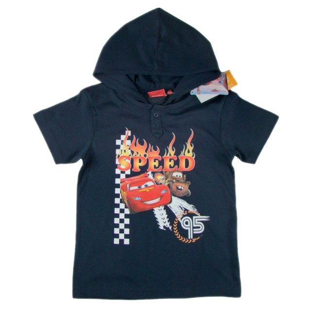 Tricou copii Fulger McQueen (Masura 128 (7-8 ani))