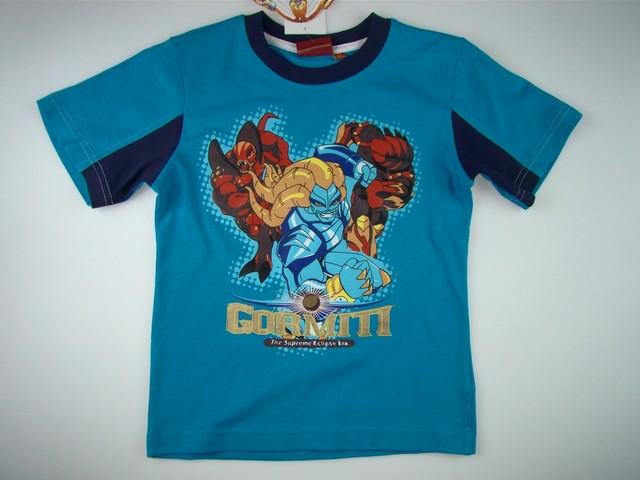 Tricou copii Gormiti (Masura 116 (5-6 ani))