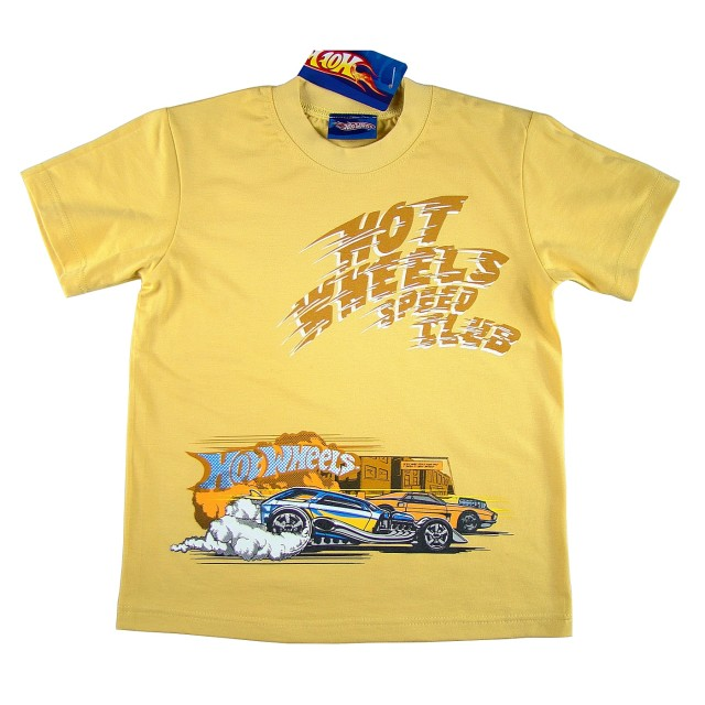 Tricou copii Hot Wheels (Masura 104 (3-4 ani))
