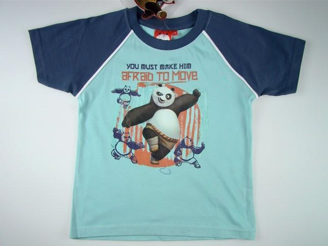 Tricou copii Kung-Fu (Masura 98 (2-3 ani))