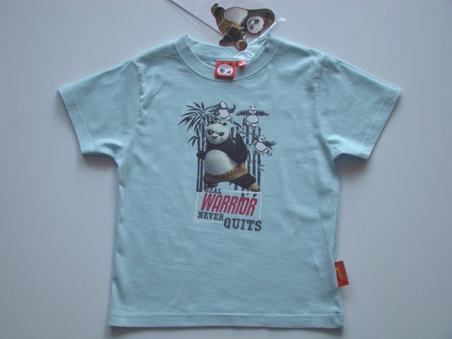 Tricou copii Panda (Masura 116 (5-6 ani))
