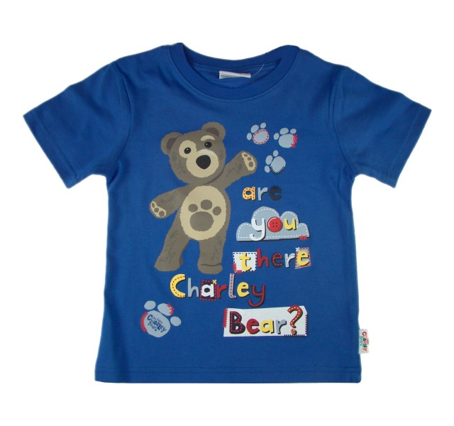 Tricou copii Ursuletul Charley (Masura 98 (2-3 ani))