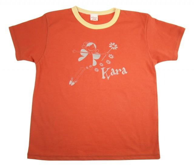 Tricou fetite Kara Baby (Masura 128 (7-8 ani))