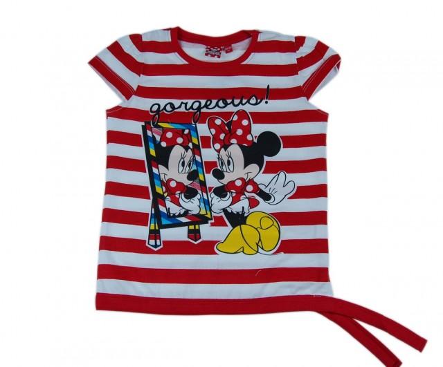 Tricou fetite Minnie Mouse (Masura 122 (6-7 ani))