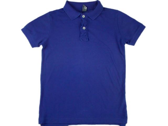 Tricou polo copii Zara material bumbac (Masura 140 (9-10 ani))