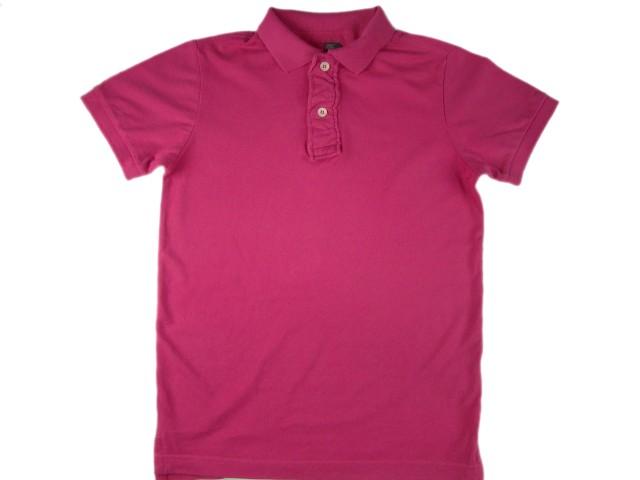 Tricou polo copii Zara material bumbac (Masura 128 (7-8 ani))