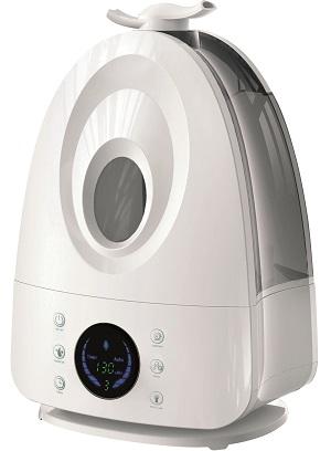 Umidifcator de aer cu ultrasunete, ionizare,programare,telecomanda