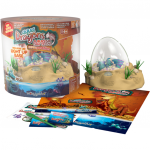 Set Acvariu Aqua Dragons Jurassic Time Travel EGGspedition World Alive W4007