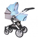 Carucior Giovanni 2 in 1 Blue