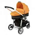 Carucior Kiddy 2 in 1 Click n Move II Orange