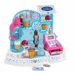 Ice Shop cu casa de marcat si cu dozator de inghetata Disney Frozen