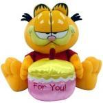Jucarie de Plus Garfield Happy Birthday, 30 cm