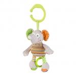 Jucarie muzicala Baby Ono din plus Elefant