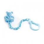 Lantisor cu prindere suzeta Thermobaby Bleu
