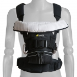 Marsupiu 4 Way Carrier Black