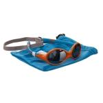 Ochelari protectie solara REVERSO 12-24 luni Orange Blue