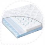 Saltea pentru patut Water Cube - 120 x 60 x 11 cm
