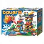 Set de construit Bauer Avia, 260 piese