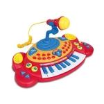 Tastatura electronica cu microfon Bontempi