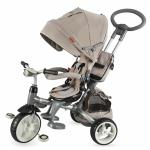 Tricicleta copii Coccolle Modi 6 in 1 Beige