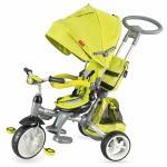 Tricicleta copii Coccolle Modi 6 in 1 Green