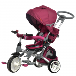 Tricicleta pentru copii Coccolle Modi 6 in 1 Purple