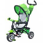 Tricicleta pentru copii cu scaun reversibil Toyz Timmy Green