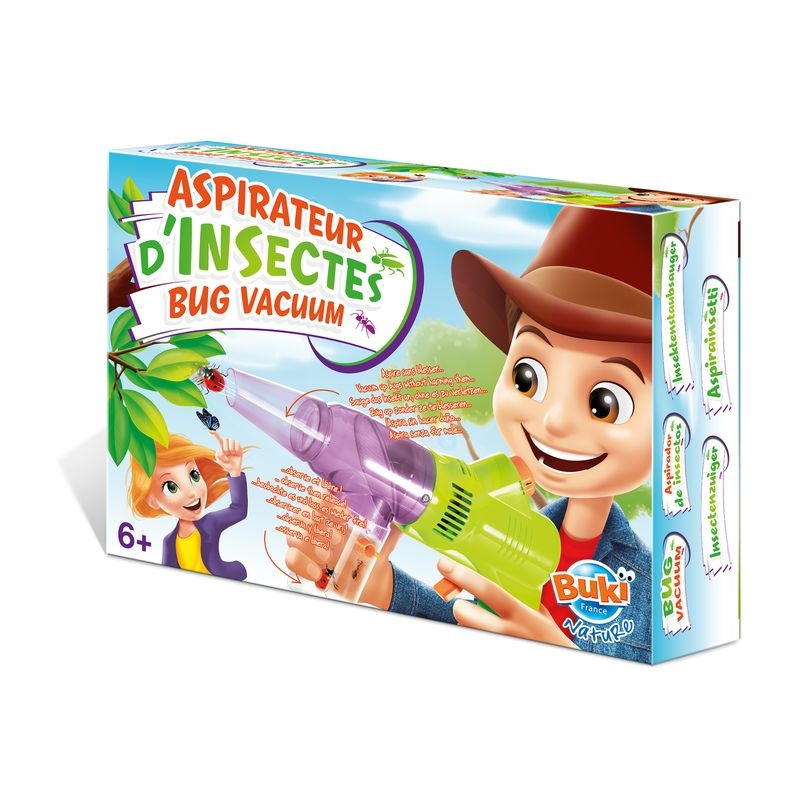 Aspiratorul de insecte