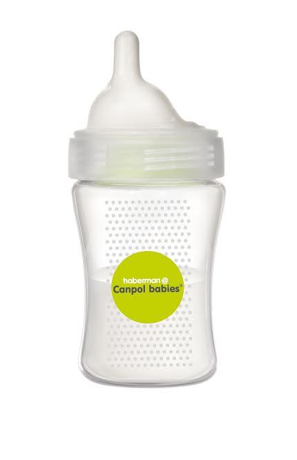 Biberon anticolici Haberman - Canpol babies 260 ml