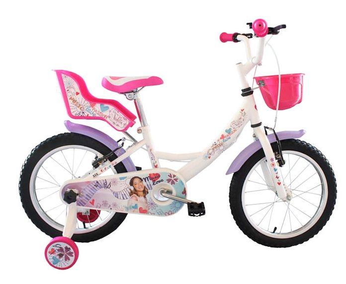 Bicicleta pentru fetite Violetta 12 inch ATK Bikes