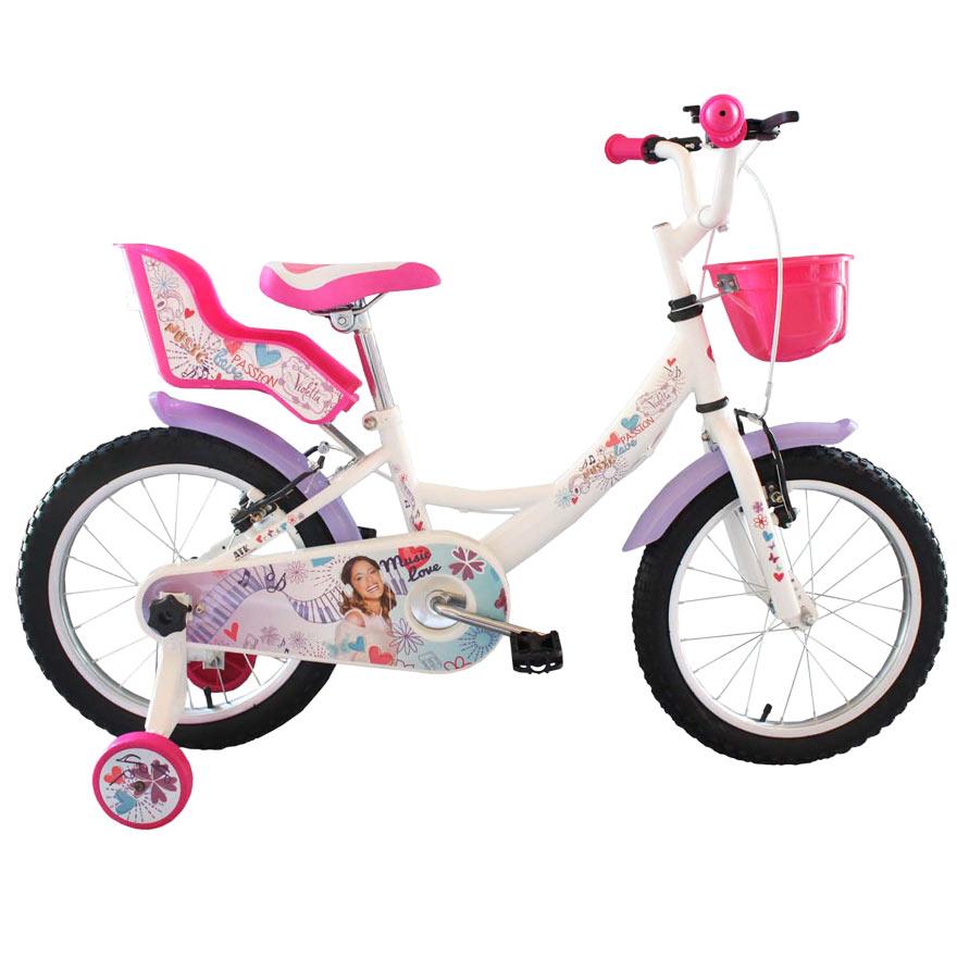 Bicicleta pentru fetite Violetta 16 ATK Bikes
