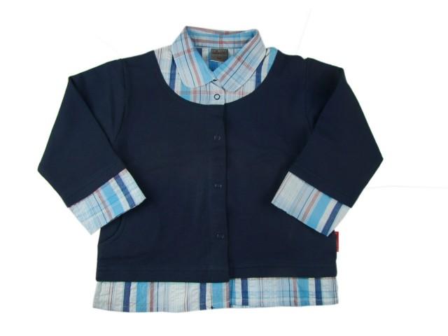 Bluza baieti Salute (Masura 92 (1.5-2 ani))