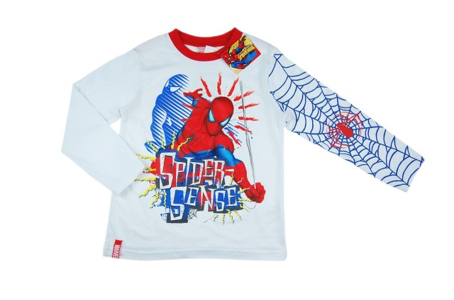 Bluza baieti Spiderman (Masura 140 (9-10 ani))
