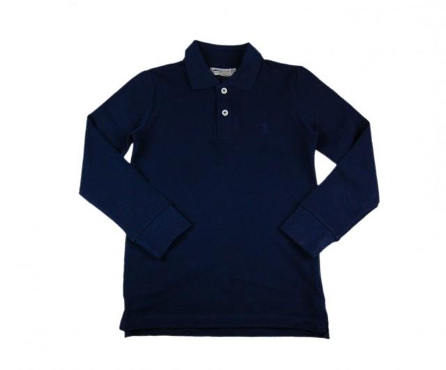 Bluza cu guler polo baieti Zara (Masura 140 (9-10 ani))